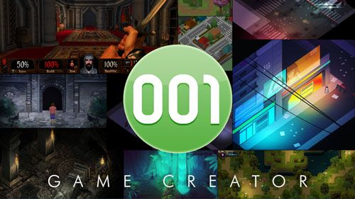 001 game creator make your own rpg
