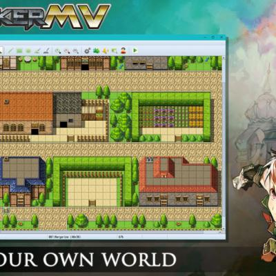 Make Your Own Rpg With Rpg Maker MV